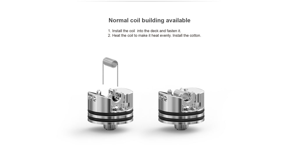 Ehpro 101 Pro TC Mod Kit Normal Coil Building Available