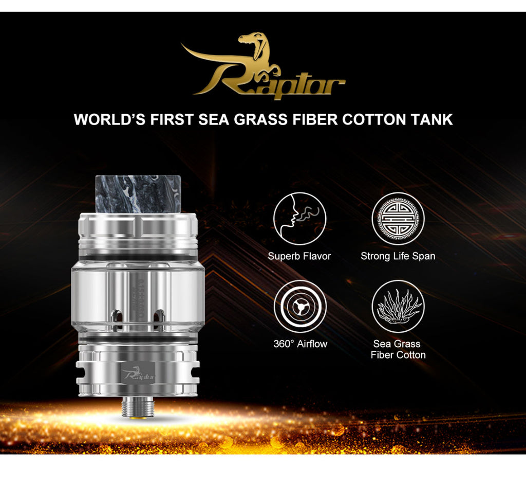 Ehpro Raptor Tank 6ml 25mm Standard Edition