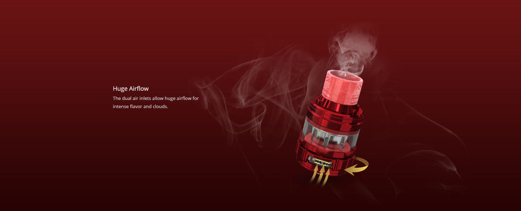 Eleaf Ello Duro Tank Huge Airflow