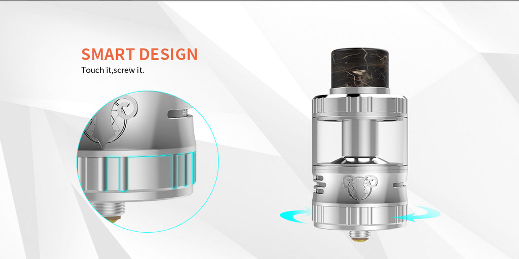 G-TASTE Aries RTA 10ml 30mm Design