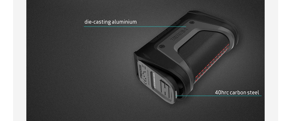 GeekVape Aegis Legend TC Mod Specifications