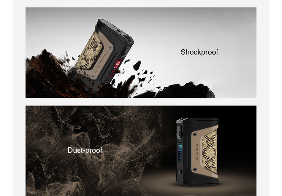 GeekVape Aegis Legend TC Mod Shockproof & Dustproof