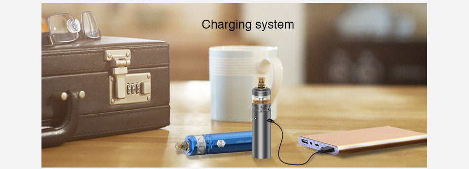 Geekvape Flint Vape Pen Kit Charging System