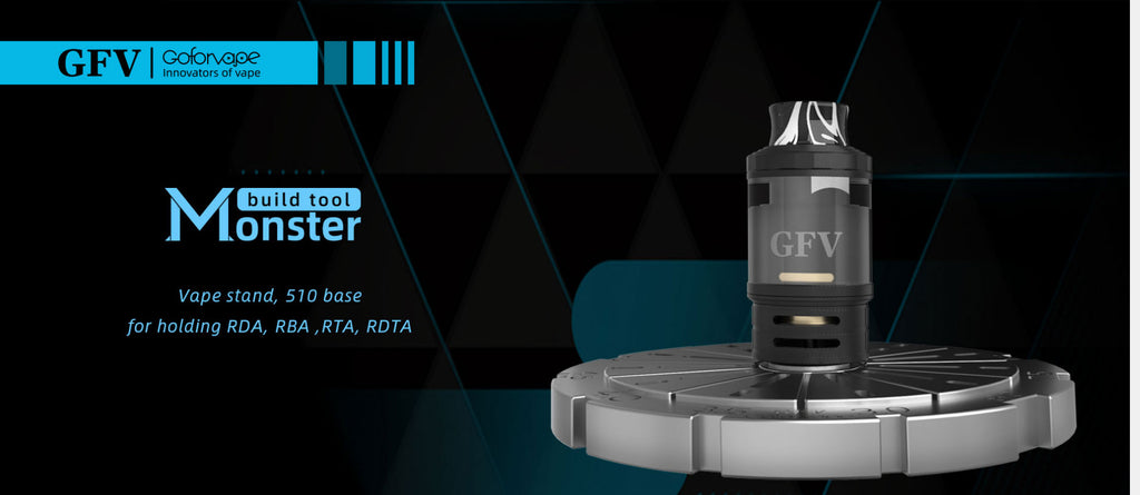 Goforvape Moster Build Tool