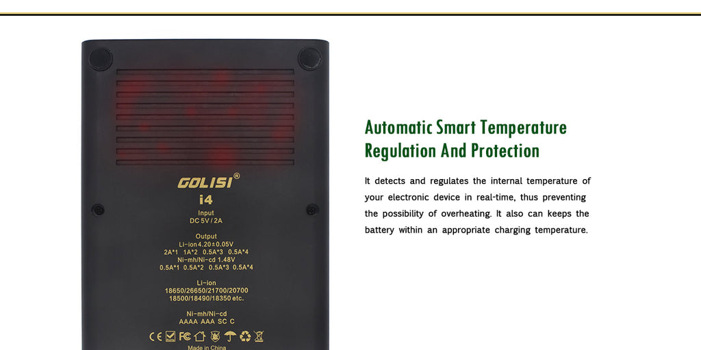 Automatic Smart Temperature Regulation and Protection