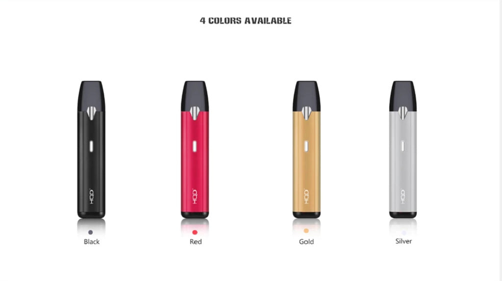 HQD KIM KIT Vape Pod System 4 Colors Available