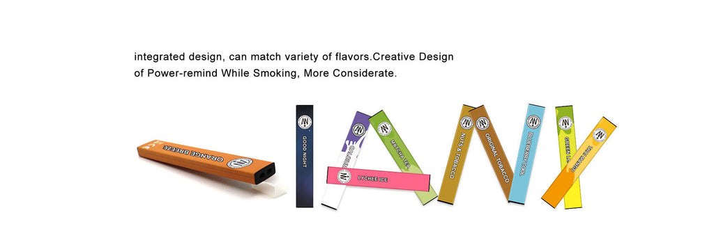 Hatman AN Disposable Vape Design