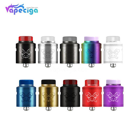 Hellvape Dead Rabbit V2 BF RDA 24mm