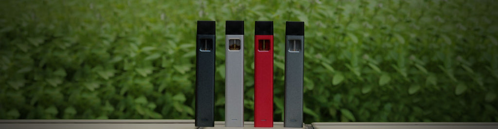 IBUDDY Bpod Vape Pod System 310mAh 1ml Aluminium 4 Colors Available