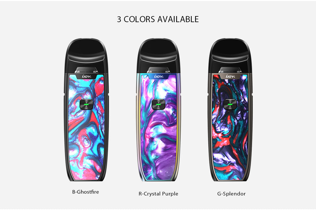 IJOY AI EVO Vape Pod System 3 Colors Available