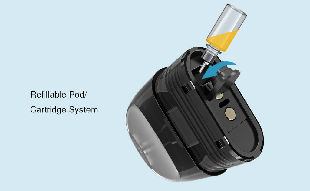IJOY AI Vape Pod Cartridge Filling System