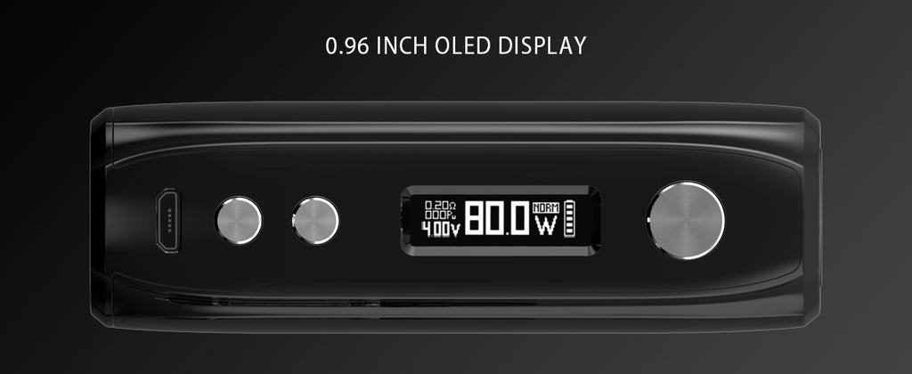 IJOY Katana 81W TC Mod Kit 0.96 Inch OLED Display