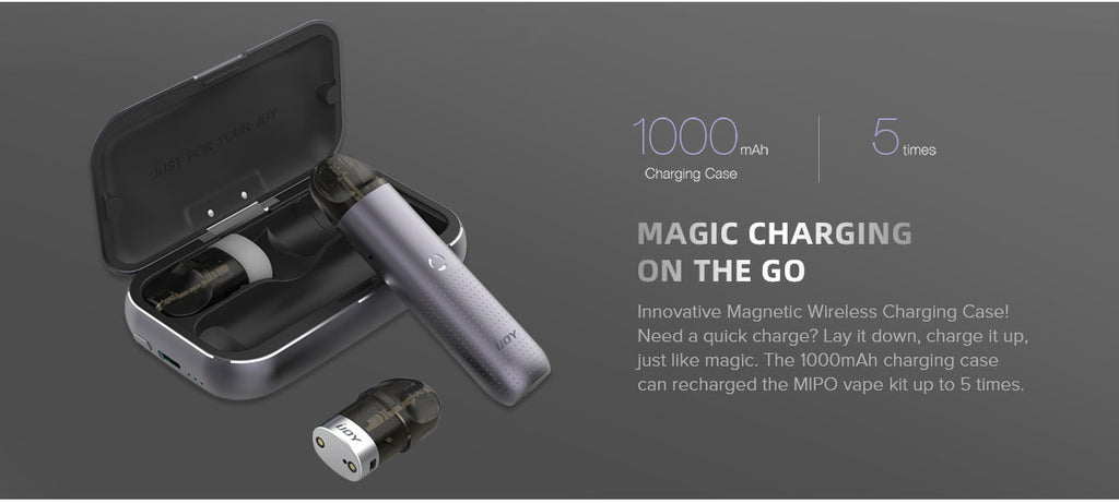 IJOY MIPO Kit with Power Bank Quick Charging