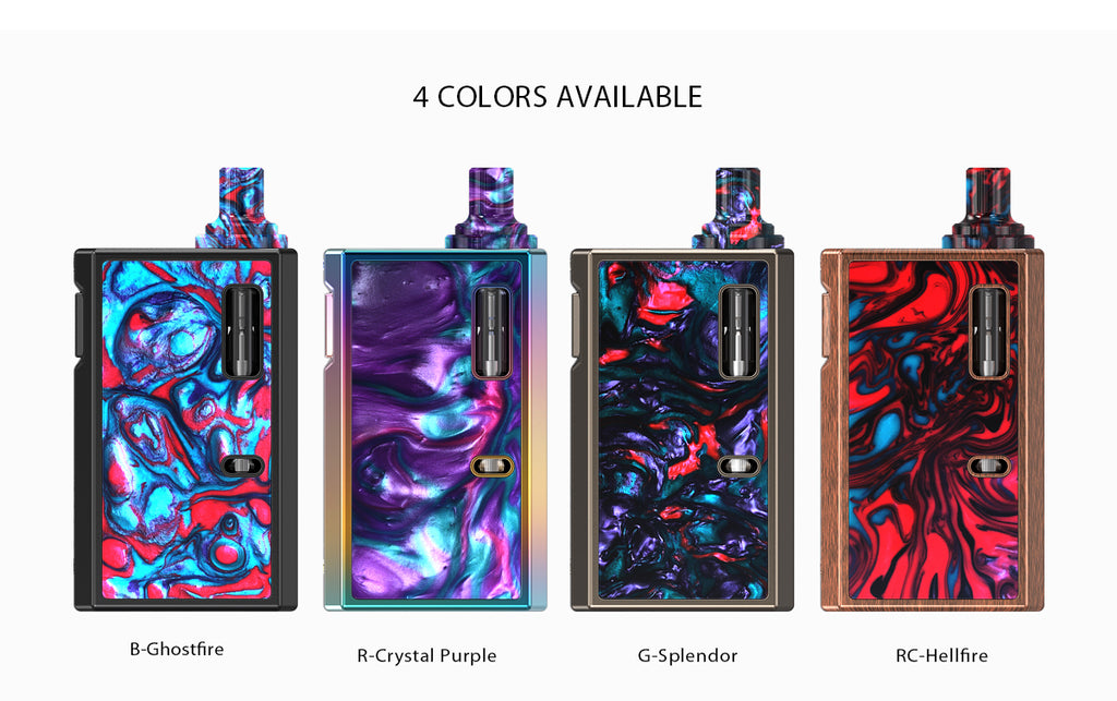 IJOY Mercury Vape Pod System 4 Colors Available