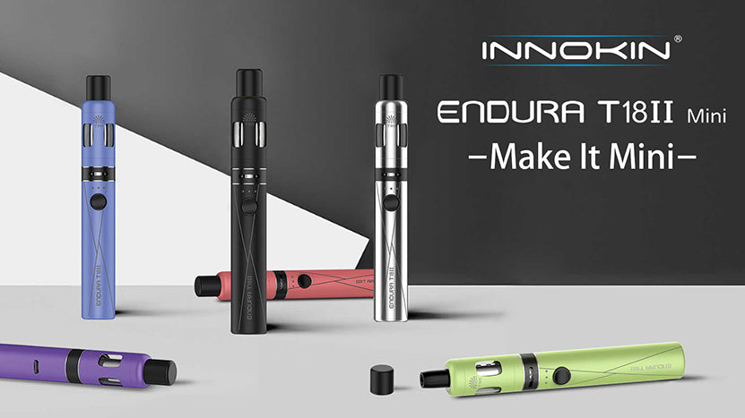 Innokin Endura T18j Mini Vape Pen VW Starter Kit 1000mAh 2ml