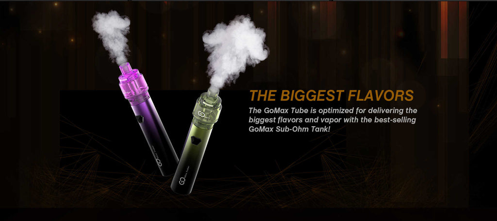 Innokin Gomax Tube Vape Pen Starter Kit 3000mAh 5.5ml Biggest Flavors