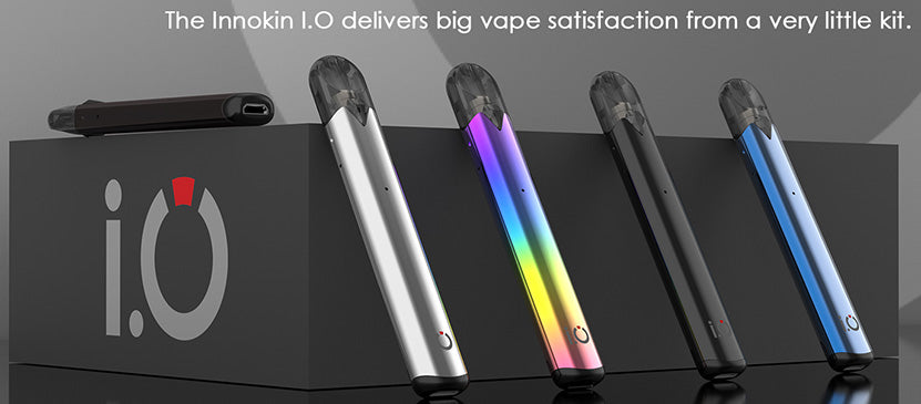 Innokin I.O Vape Pod System Starter Kit 310mAh 0.8ml Standard Edition 4 Colors Available