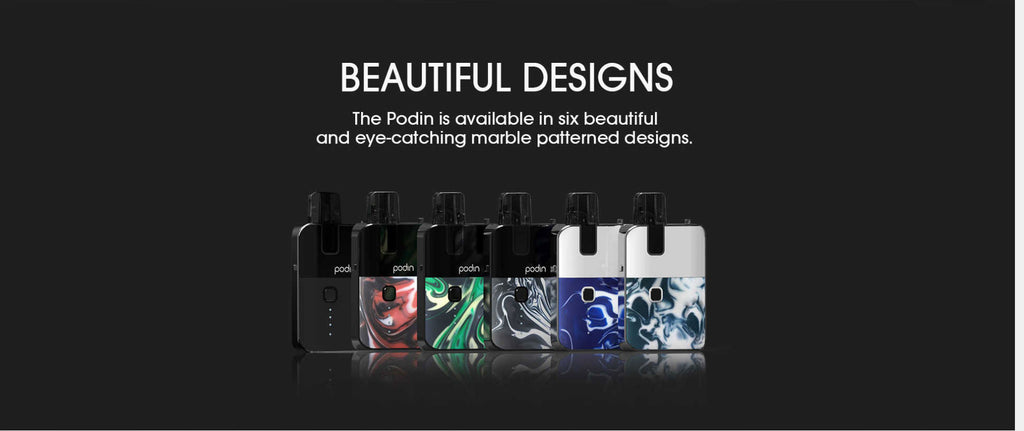 Innokin Podin Pod System VW Starter Kit 800mAh 2ml Design