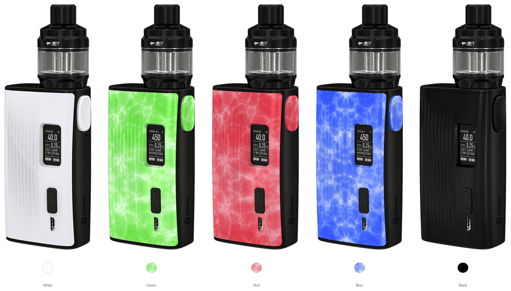 Joyetech ESPION Tour 220W TC Kit 5 Colors Available