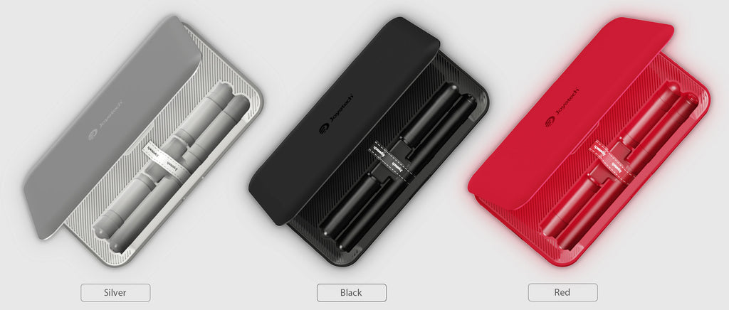 Joyetech eRoll Mac Portable Charging Case 3 Colors Available