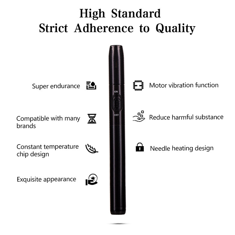 Kamry Kecig GXG Push HNB Dry Herb Vaporizer 650mAh - High Standard Strict Adherence to Quality