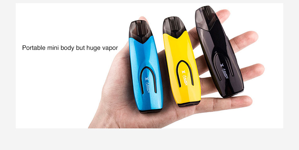 Kamry X Vape Pod System Starter Kit Mini Body