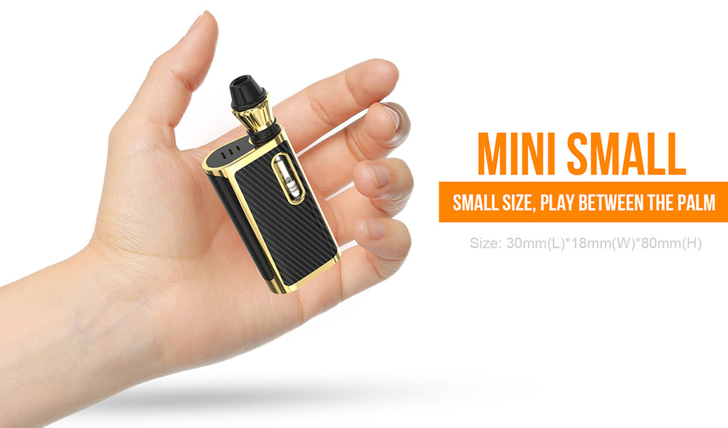Kangvape Klasik VV Box Mod Kit Mini Design with K3 Atomizer 650mAh 0.5ml