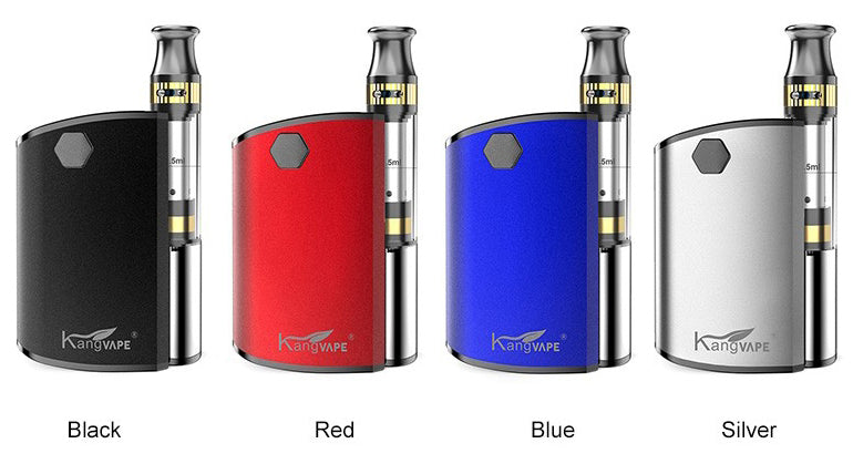 Kangvape Mini 420 VV Box Mod Kit 400mAh 0.5ml 4 Colors Available