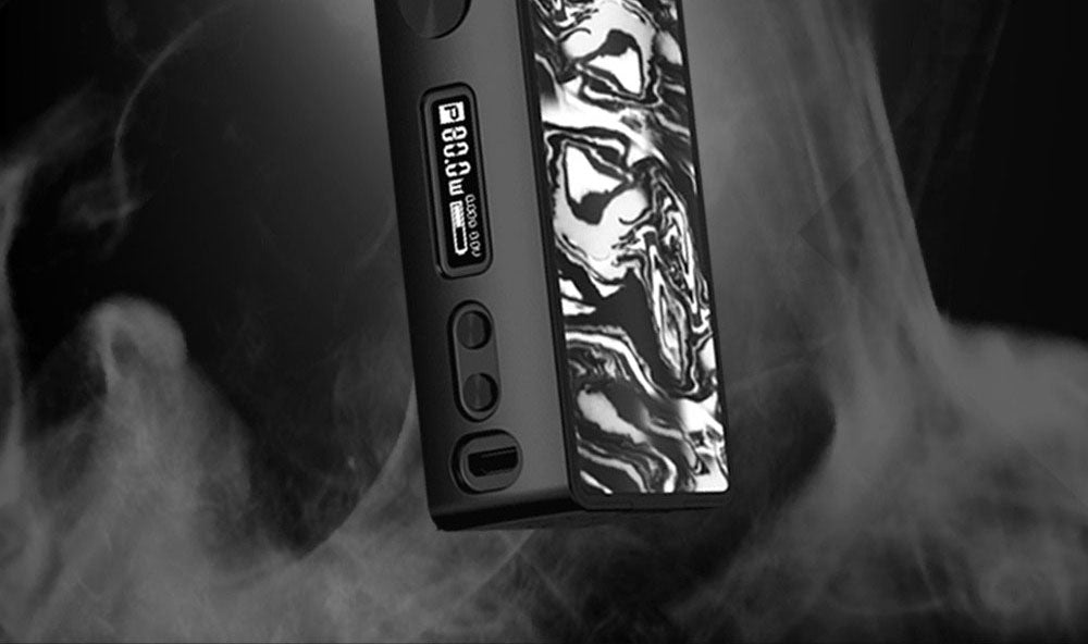 Mechlyfe Ratel Rebuildable TC Mod Kit 80W 4ml Standard Edition