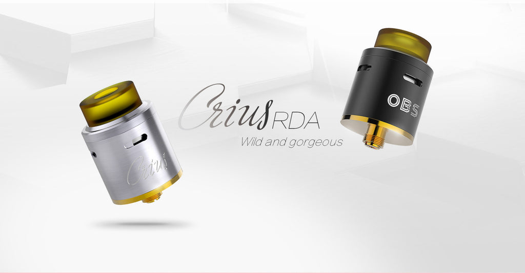 OBS Crius RDA Wild and Gorgeous