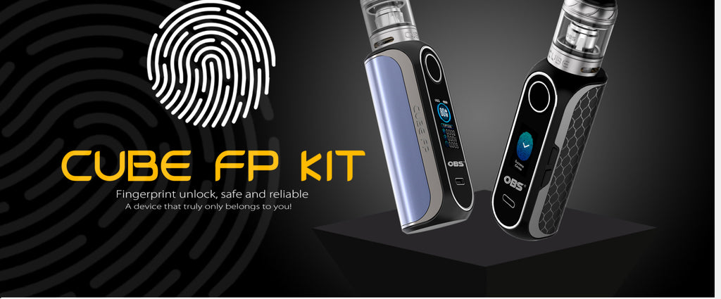 OBS Cube FP VW Mod Kit Fingerprint Unlock 80W 4ml
