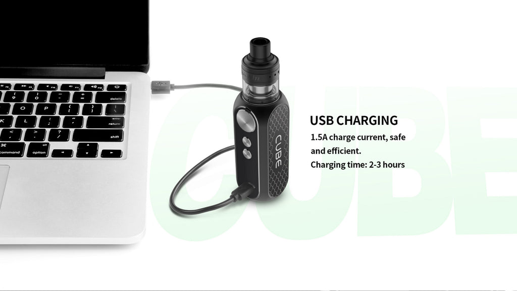 OBS Cube VW Mod Kit USB Charging