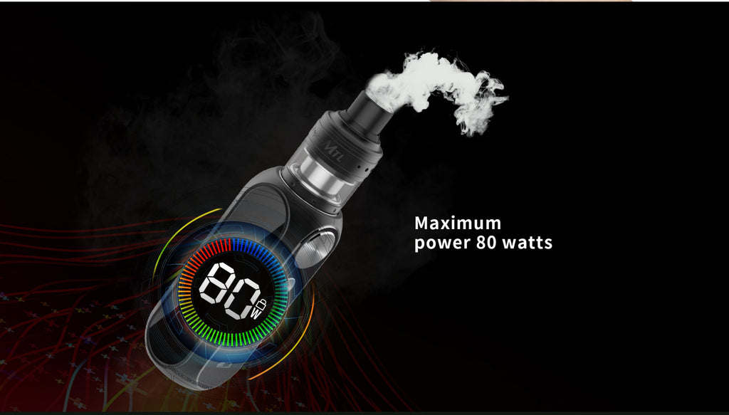 OBS Cube VW Mod Kit Maximum Power 80 Watts