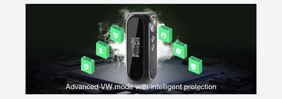 Advanced VW Mode With Intelligent Protection