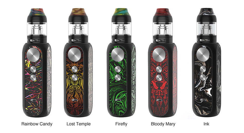 OBS Cube X VW Mod Kit 80W 5 Colors Available