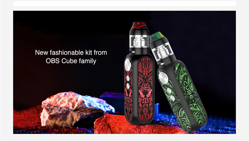 new OBS Cube X VW Mod Kit 80W