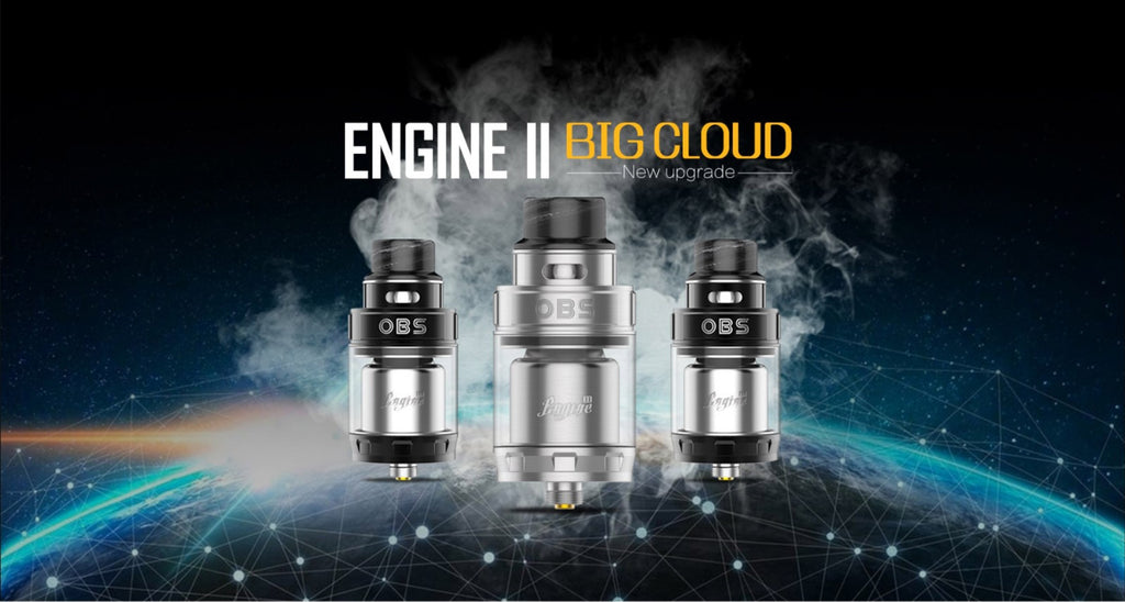 OBS Engine II RTA 5ml