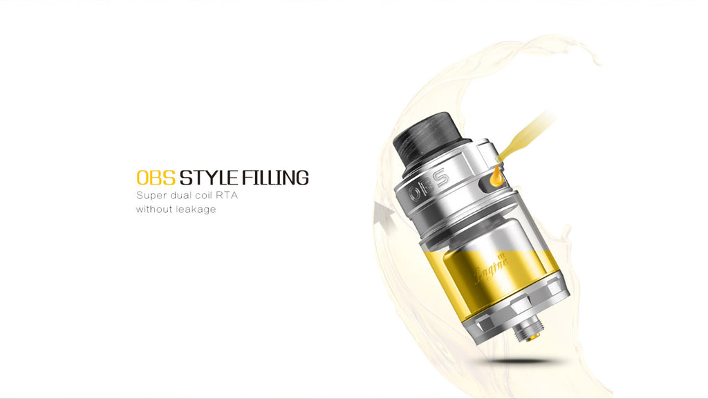 OBS Engine II RTA 5ml Filling System