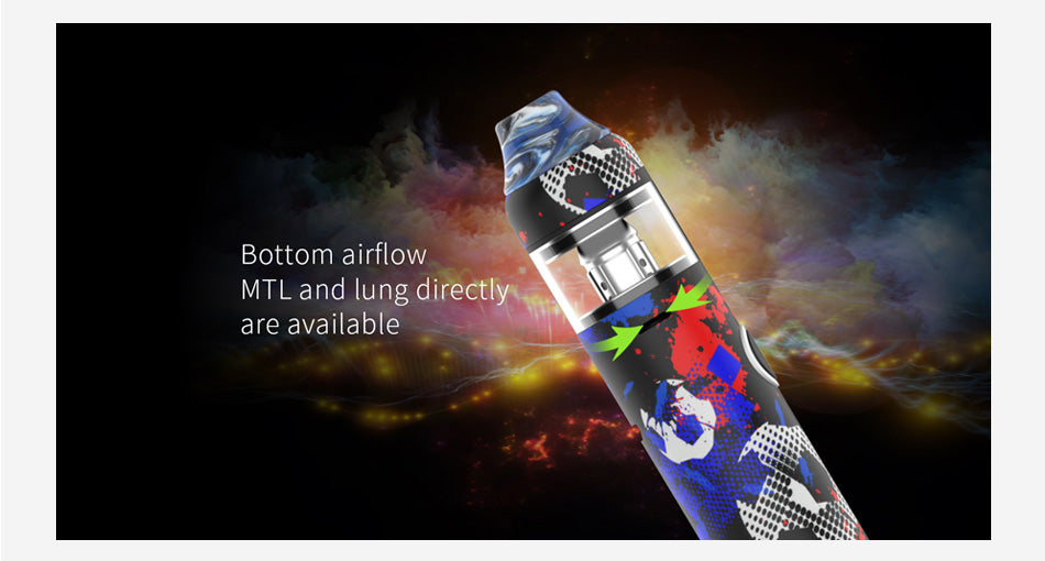 OBS KFB 2 Vape Pen Kit Bottom Airflow System