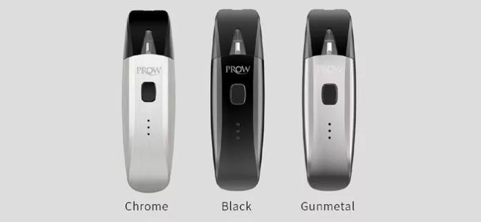 OBS Prow Vape Pod System Starter Kit 3 Colors Available