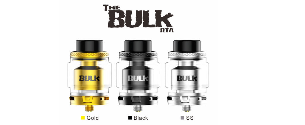Oumier Bulk RTA 6.5ml 3 Colors Available
