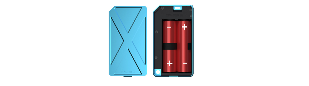 TESLA Invader III VV/VW Box Mod Battery