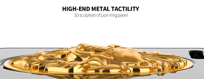 High-End Metal Tactility