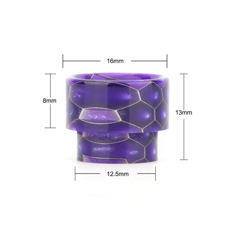 REEVAPE AS107S Resin 810 Drip Tip Size