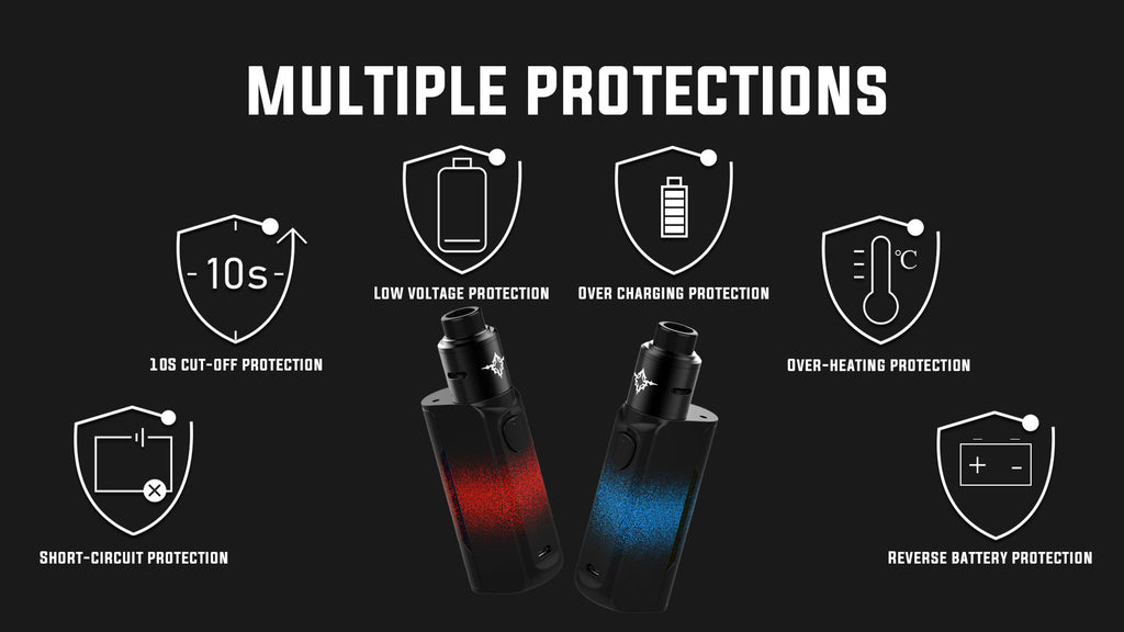 Rincoe Manto Mini VW Mod Kit Multiple Protection