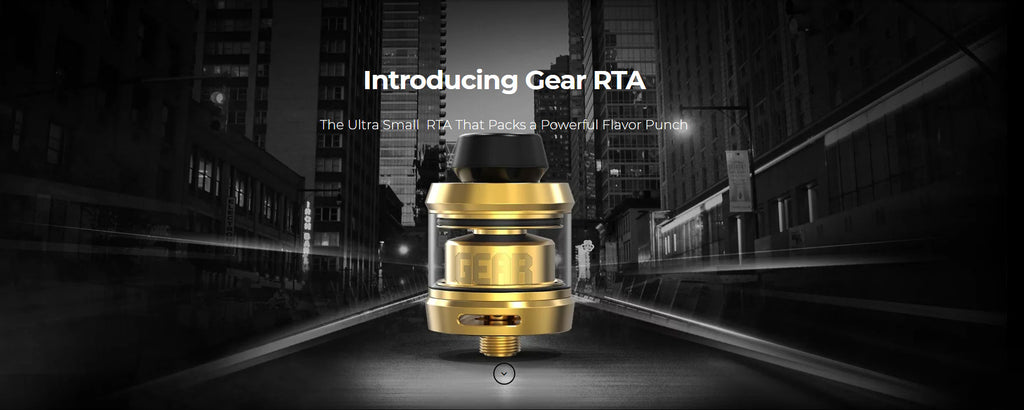 OFRF Introducing Gear RTA 2ml
