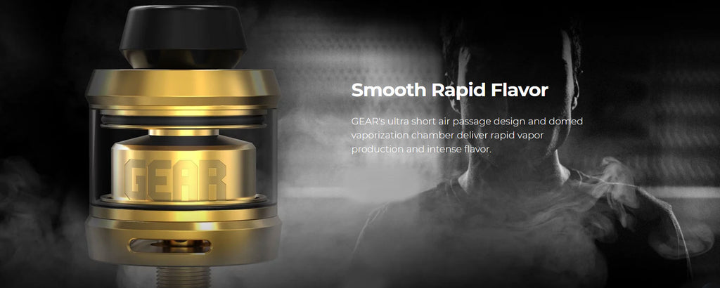 OFRF Gear RTA Smooth Rapid Flavor
