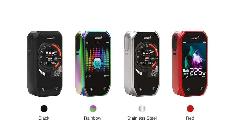 Smoant Naboo TC Box Mod 4 Colors Available