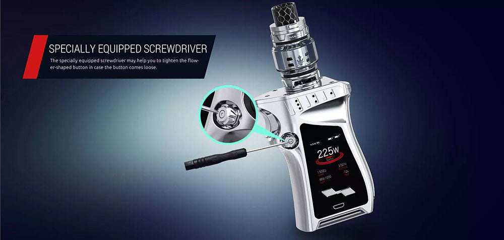 Smok Mag TC Mod Kit Specially Equipped Screwdriver