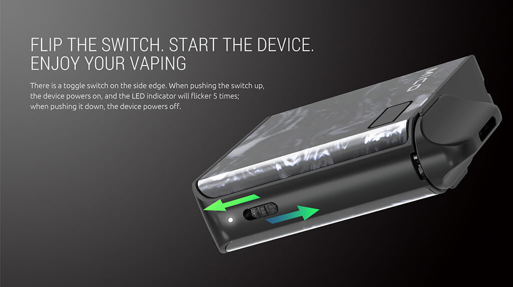 Smok Mico Kit Design